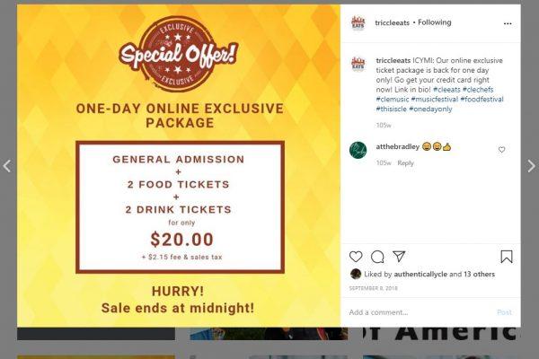 social media marketing   Tri-C Cleveland Eats